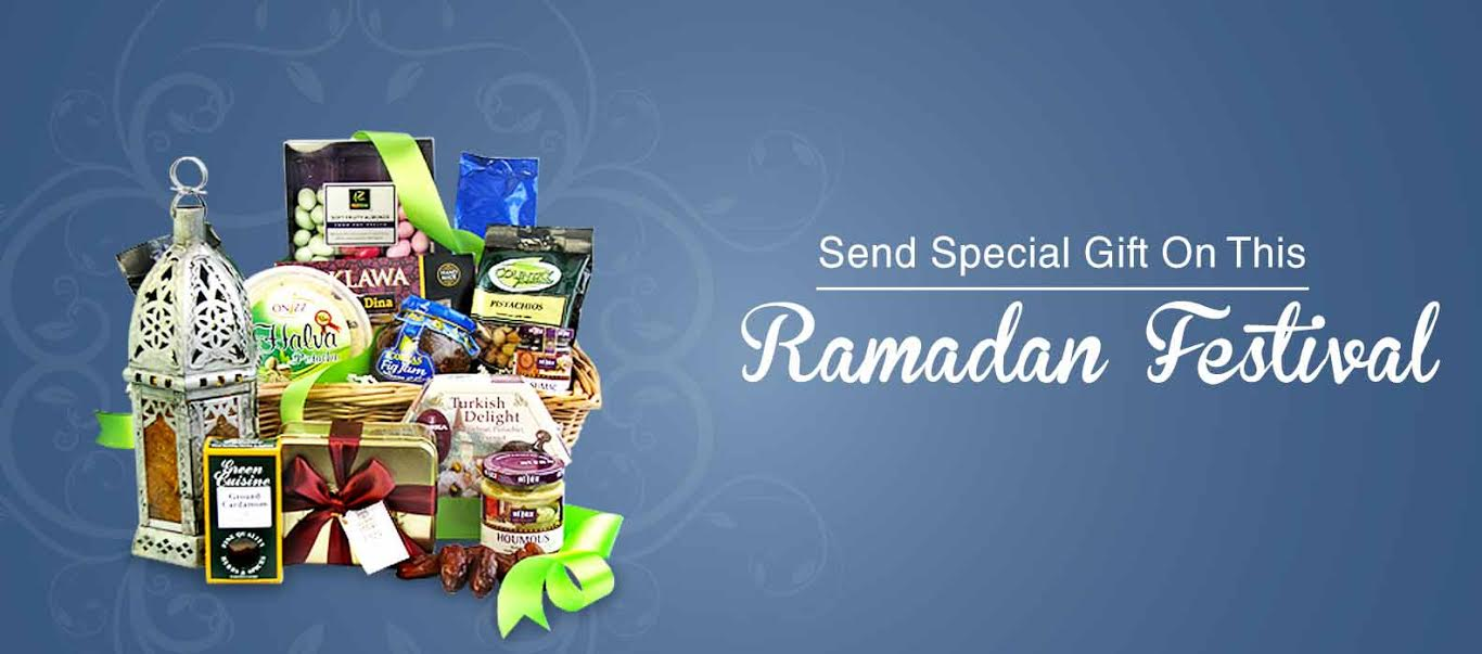 Send special gift on this Ramadan Festival