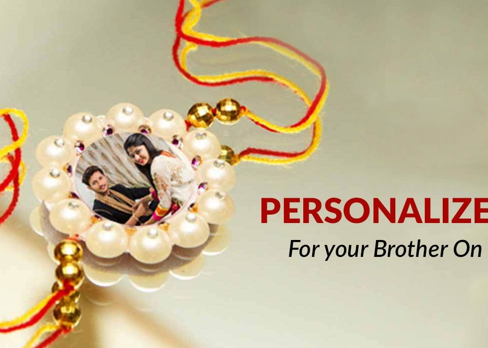 Personalized Gifts for your Brother on this Rakhi