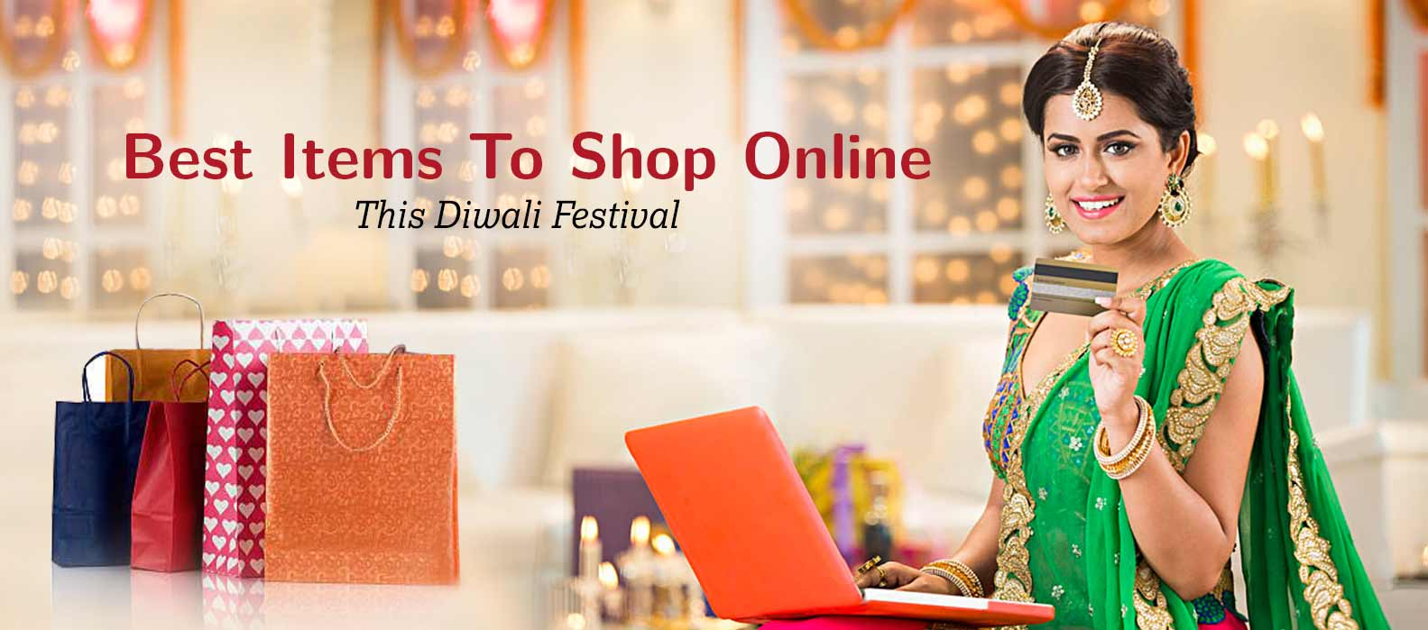 Best Items To Shop Online This Diwali Festival