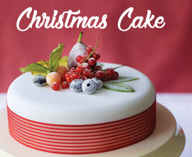 Send Christmas Cakes  to India