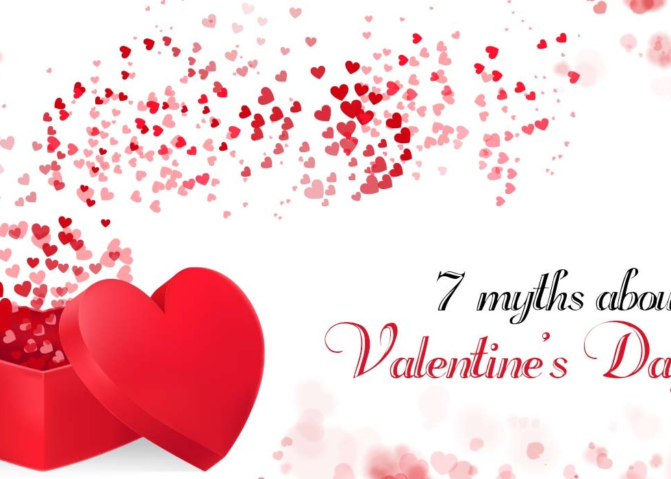 Myths about Valentine gifts