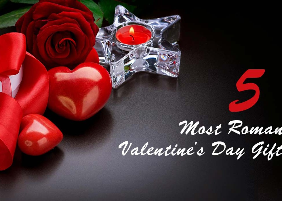 Most Romantic Valentine's Day Gifts For Her