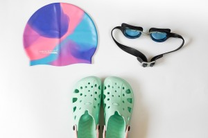 Swimming accessories for pisces