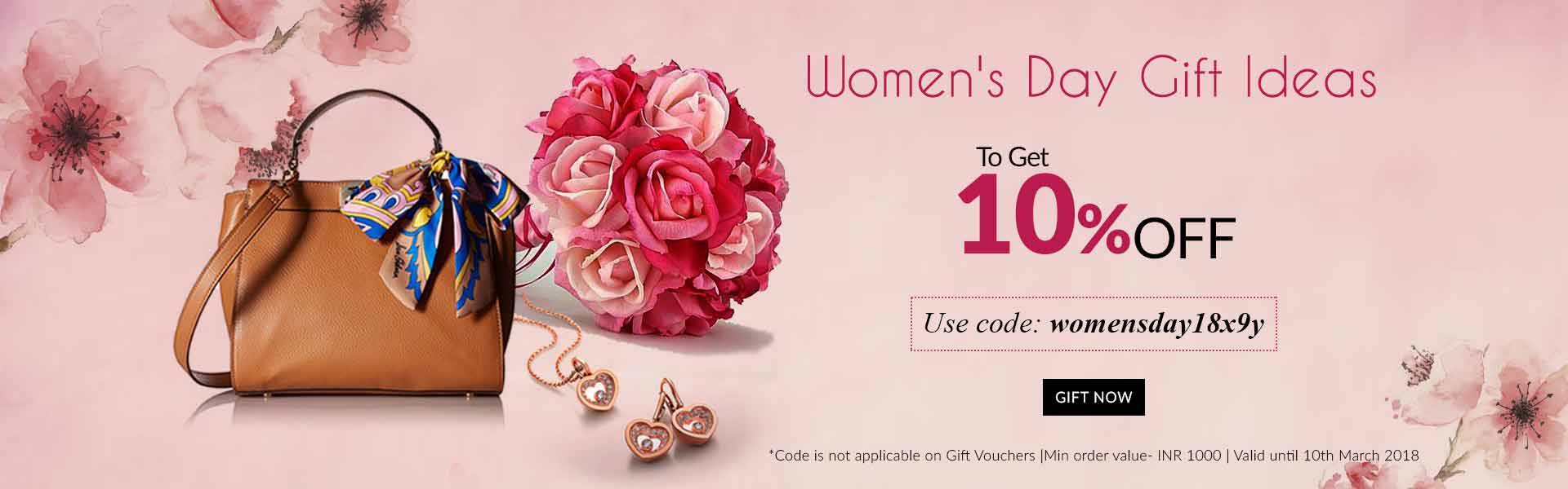 Women's Day Gift Ideas 2018