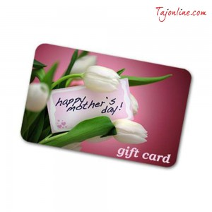 Gift Card For Mother's Day