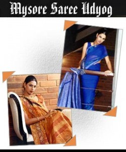Gift Saree on Moms day