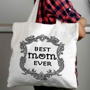 Fashionable bag for mom