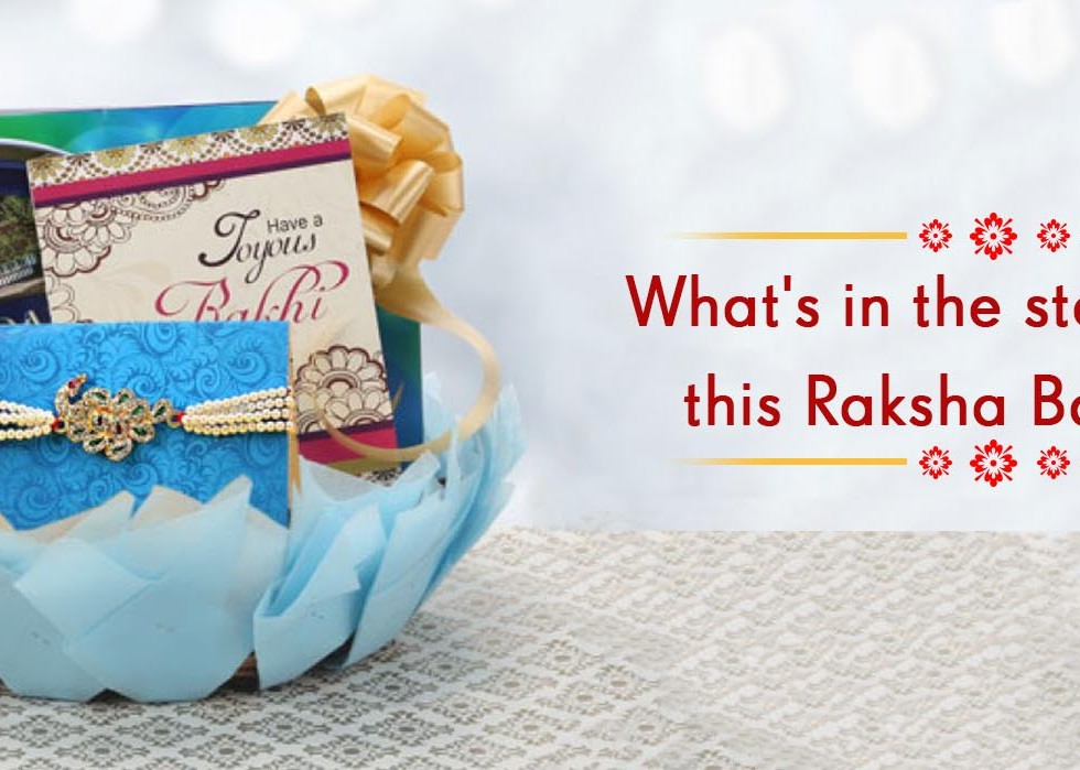 Rakhi gift ideas 2018