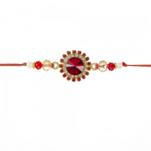 Diamond Rakhi for brother