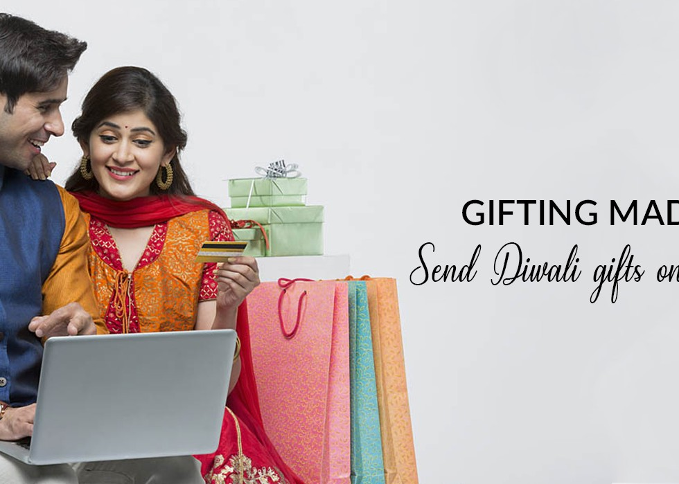 Send Diwali Gifts Online In A Click