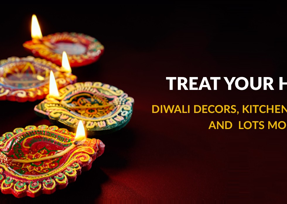 Treat Your Home, Diwali Decors