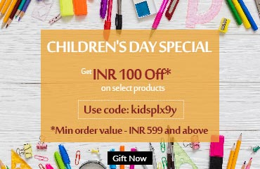 Children's Day Offer 2019