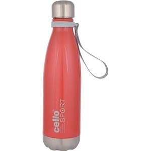 Cello Scout Vacuum Insulated Stainless Steel Water Bottle - 500 ml