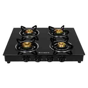 Chimneys-Faber Hob Cooktop Grand 4Bb-Bk