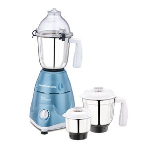 Morphy Richards Icon Royal Sapphire 600W Mixer Grinder (NEW)