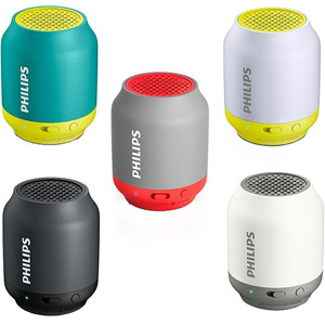 Philips BT50 B Portable Bluetooth Speaker
