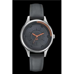 Fastrack Girls Leather Analog Grey Watches - 6138SL02