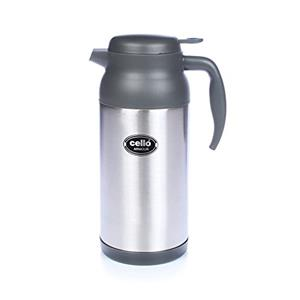 Cello Armour Stainless Steel Jug - 1200 ml