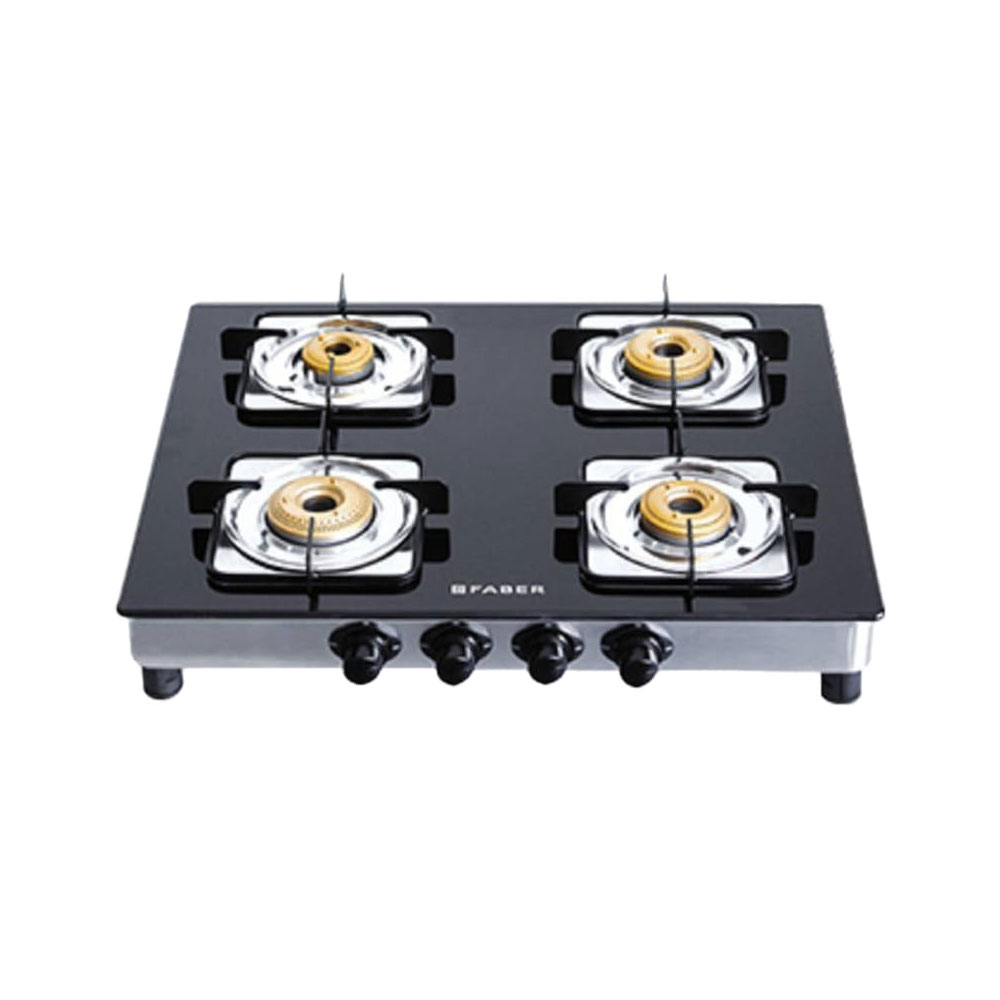Chimneys-Faber Hob Cooktop Supreme Plus 4Bb Ai