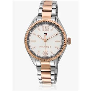 Tommy Hilfiger-Tommy Hilfiger Th1781148j Two Tone/White Analog Watch