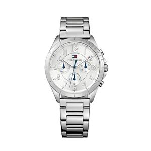 Tommy Hilfiger-Tommy Hilfiger Th1781605j Silver/Silver Multifunction Anolog Watch