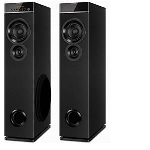 Speakers-Philips 2.0 Tower Speaker