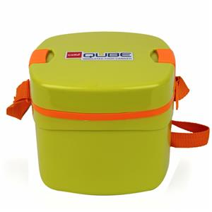 Cello Qube Big Insulated Lunch Carrier (3 Container)