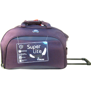 Encore Roller Duffel Bag - 24 Inches With Free Single Mask