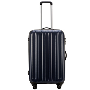 Trolleys & Strollers-Encore 4 Wheel Trolley Luggage Bag - 28 inches