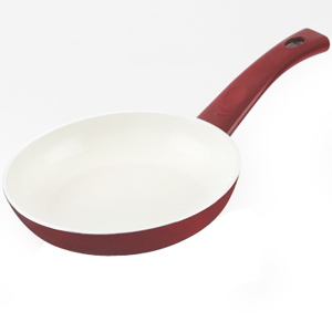 Ceramic Coating Cookware-Alda Ceramic Coating Fry Pan 24 cm