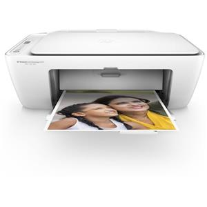 HP DeskJet 2675 All-in-One Wi-Fi Inkjet Printer (White)