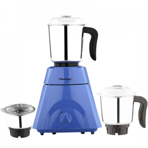 Mixers & Grinders-Butterfly Grand Mixer Grinder - 3 Jars