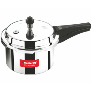 Cookers-Butterfly Standard Pressure Cooker - 10 ltr.