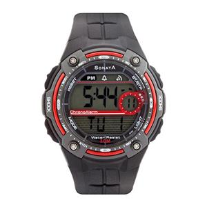 Sonata 7949PP01 Men's Digital Watch
