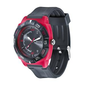 Sonata 77008Pp02 Men's Digital Watch