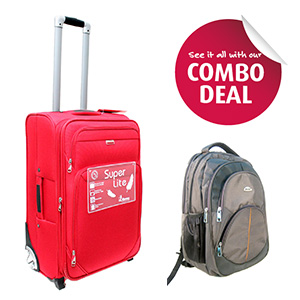Encore Horizon 20 Inches and Encore Backpack 2500 Combo Offer With Free Single Mask