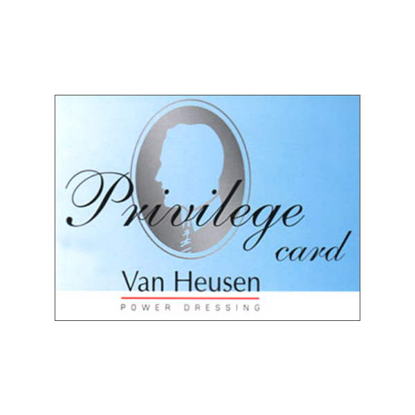 Apparel Gift Vouchers-Van Heusen Gift Card