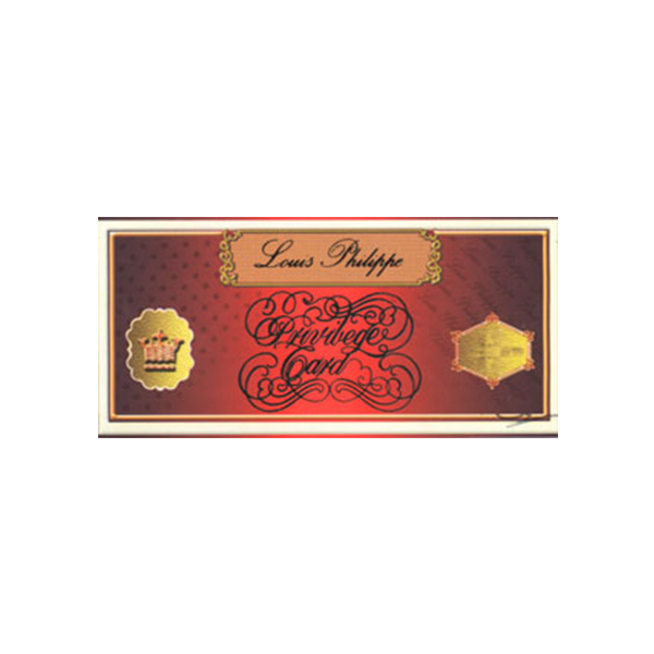 Louis Philippe's Gift Card