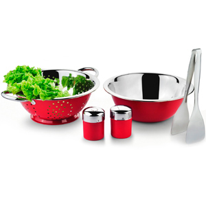 Salad Set (Set of 5 Pcs )