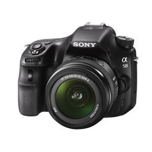 Cameras & Accessories-SONY SLT-A58K