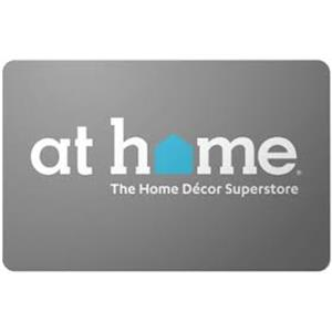 At Home Gift Card 1000