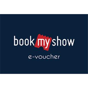 Book My Show eVoucher INR 500