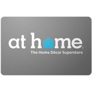 At Home Gift Card 3000