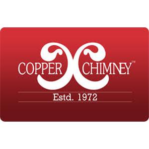 Copper Chimney Gift Card 1000