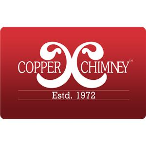 Copper Chimney Gift Card 3000