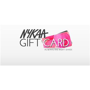 Health & Beauty Gift Vouchers-Nykaa Gift Card 1000