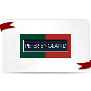 Peter England Gift Card 5000