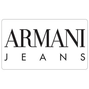 Armani Jeans Gift Card 5000