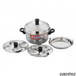 Euro Idli Maker 8 Idly Pot
