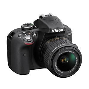 NIKON D3300 DIGITAL SLR CAMERA 18-55MM LENS